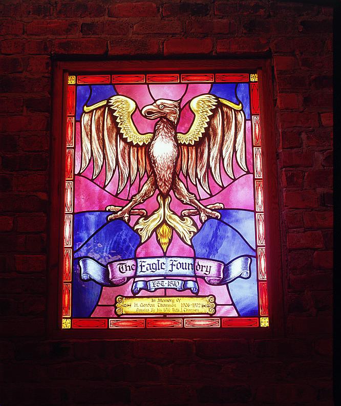 Eagle Foundry Leadlight 002